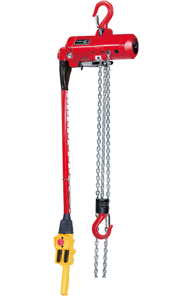 TCR-250DPE 250kg Capacity Air Hoist